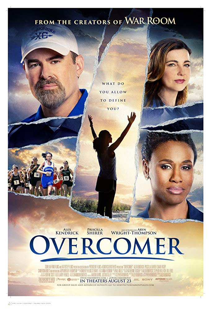 "Overcomer (2019) - From The Creators Of ""War Room"""