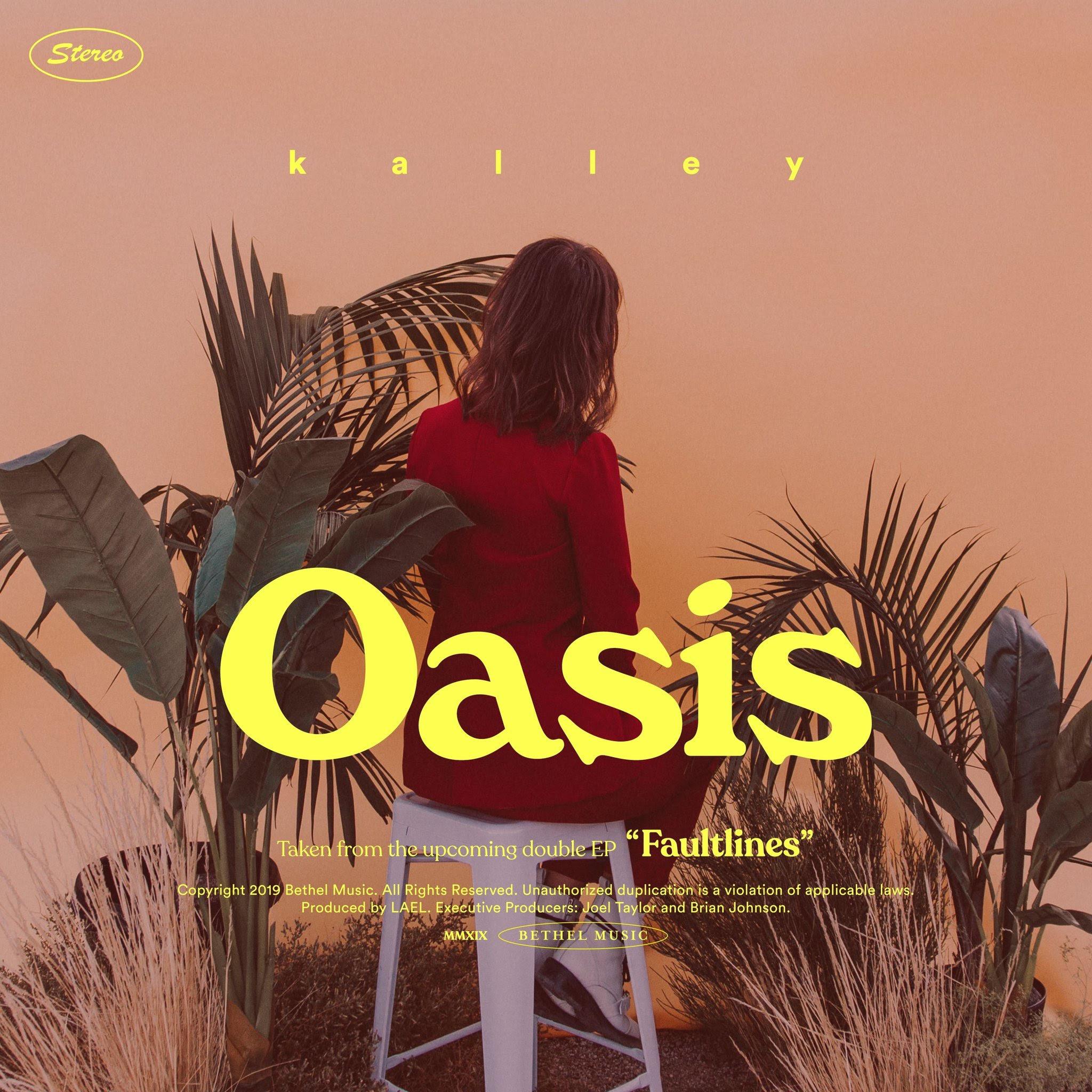 "Bethel Music's Kalley Debuts Single Titled ""Oasis"""