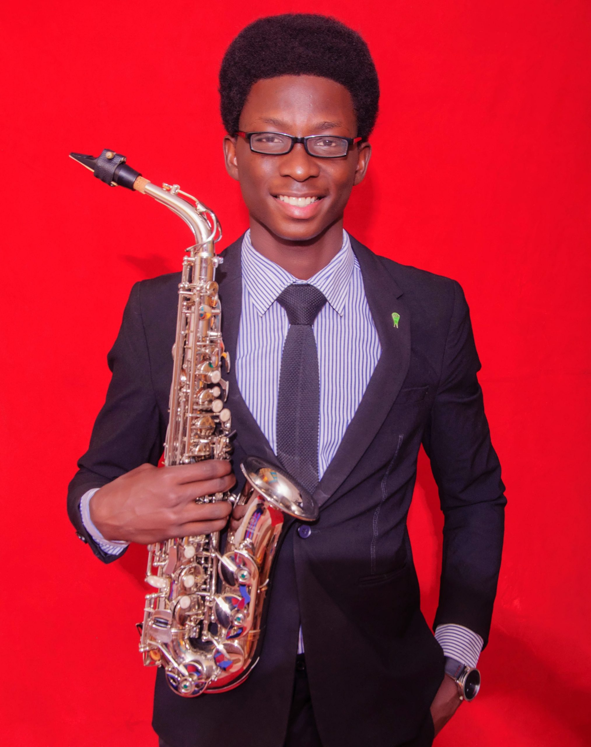 """Gospel Saxophonist """"Marvy Sax"""" In An Interview makes a point,""""Not Only Pastors are entitled to Salary & Honorariums, Gospel Music Ministers & Musicians should be appreciated & paid also"""""""