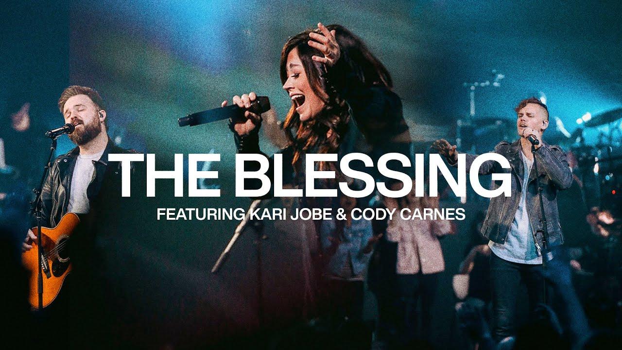 "Kari Jobe, Cody Carnes & Elevation Worship - ""The Blessing"" (Live)"