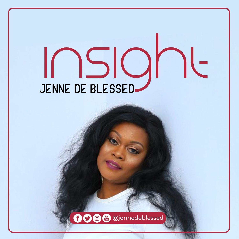 Jenne De Blessed - Insight
