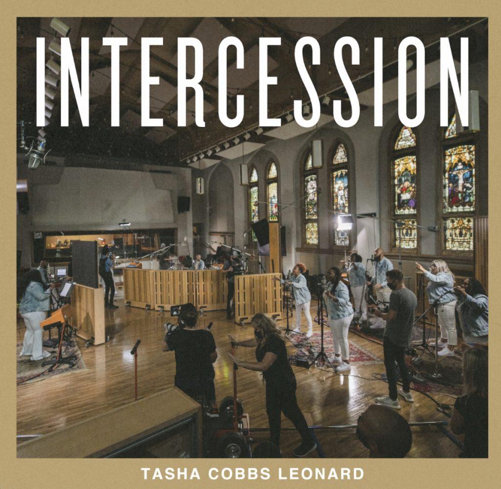Tasha Cobbs Leonard - Intercession