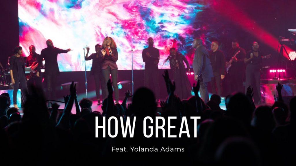 William McDowell ft. Yolanda Adams - How Great