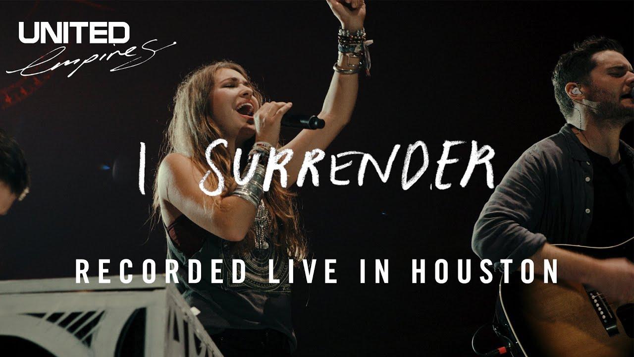 i surrender - hillsong united f. Lauren daigle