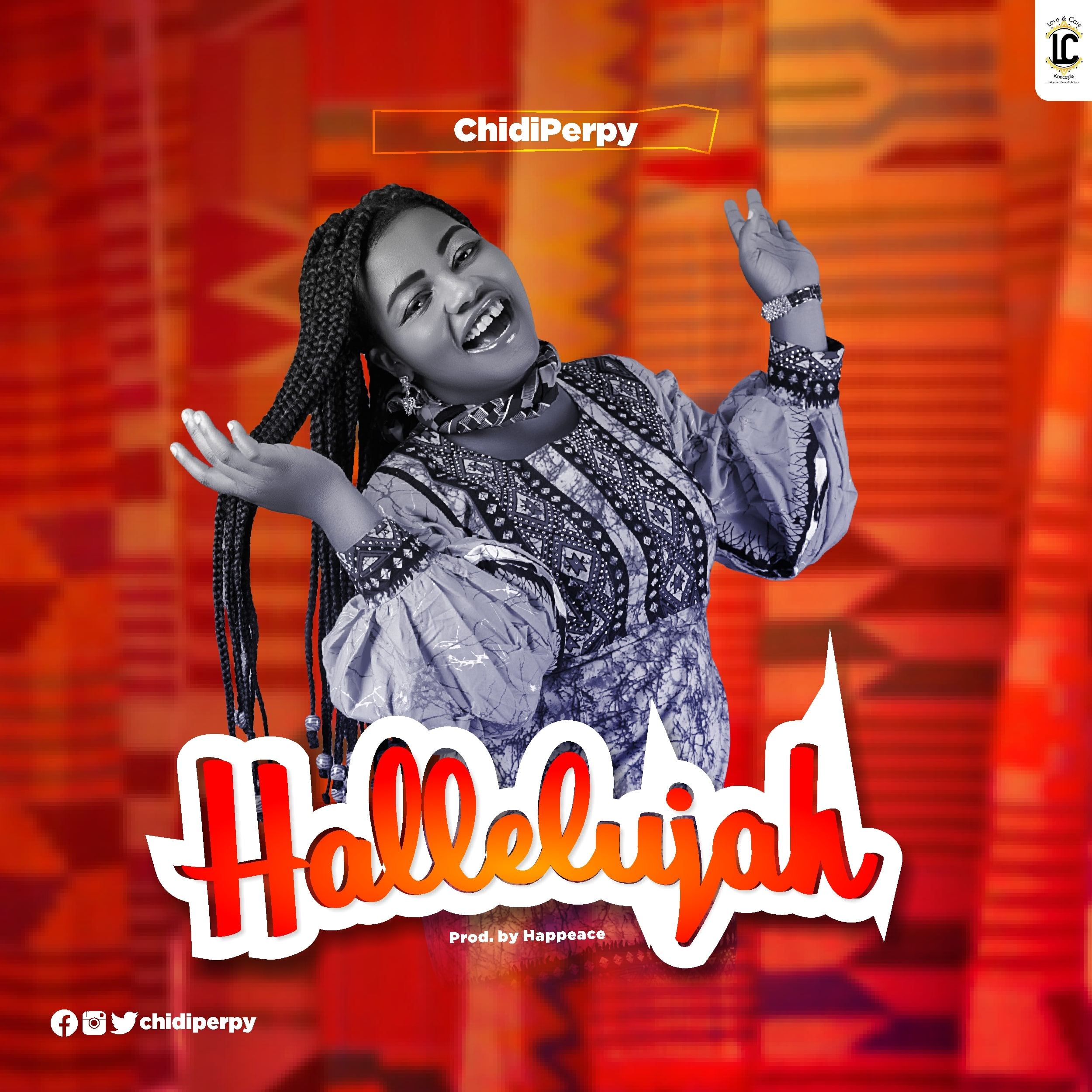 Chidiperpy - Halleluyah Song Of Victory