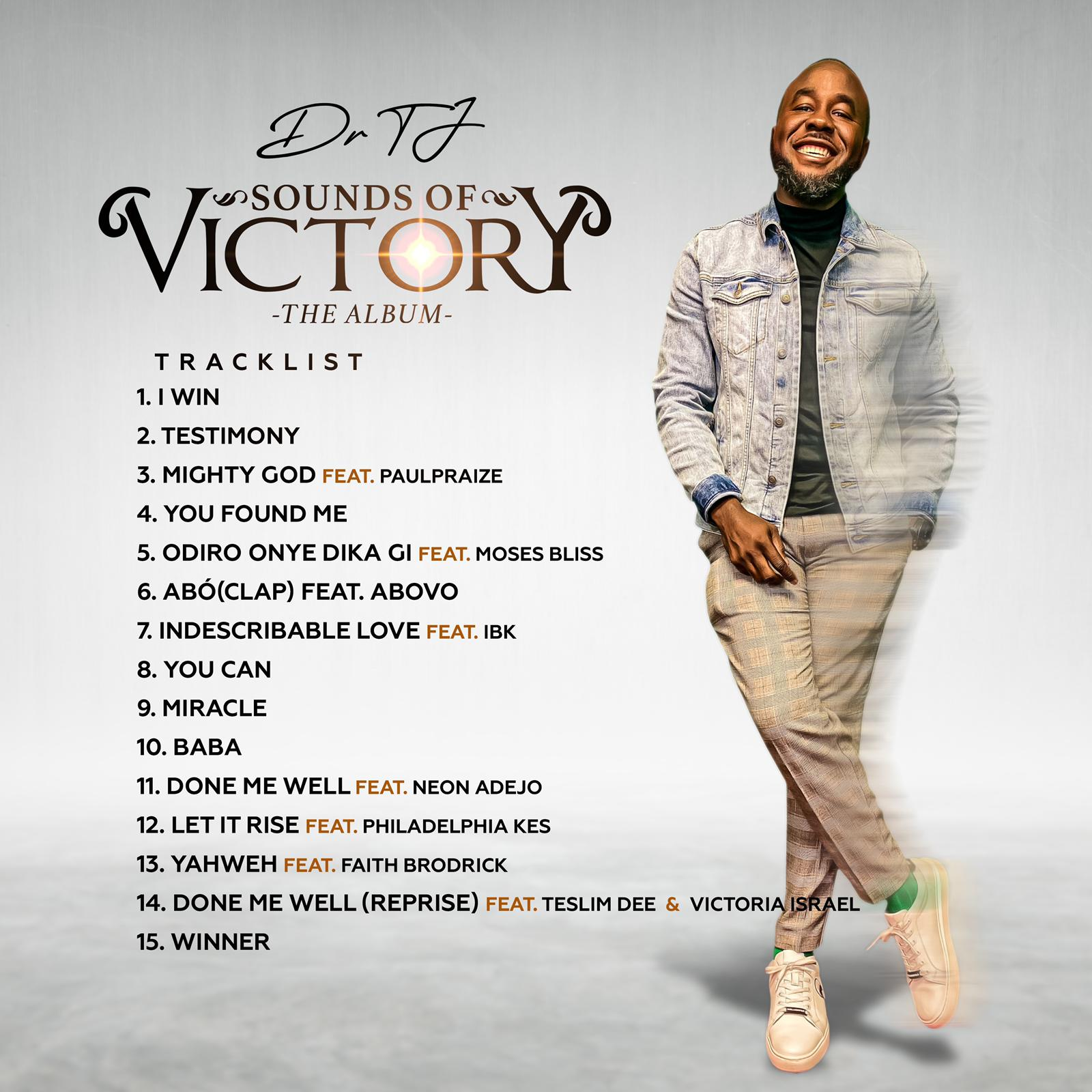 Dr. TJ - Sounds Of Victory