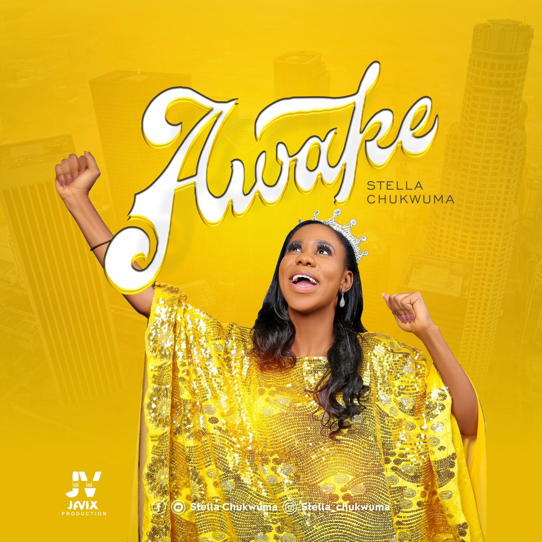 Stella Chukwuma - AWAKE (1)