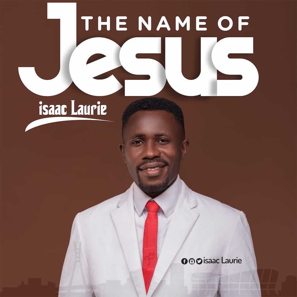 Isaac Laurie - The Name Of Jesus