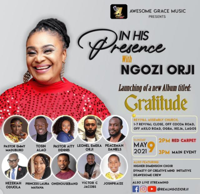 In His Presence With Ngozi Orji