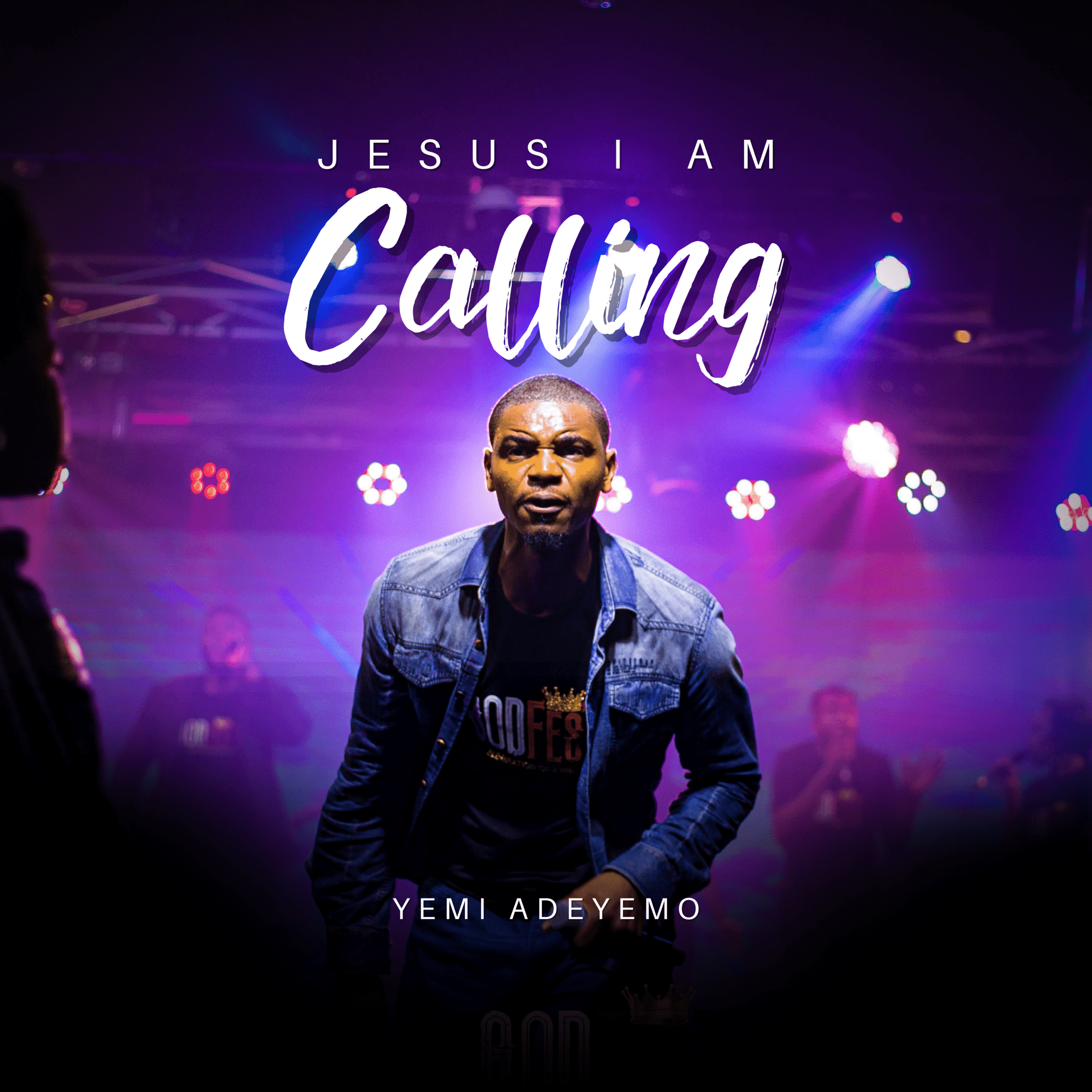 Yemi Adeyemo - Jesus I Am Calling