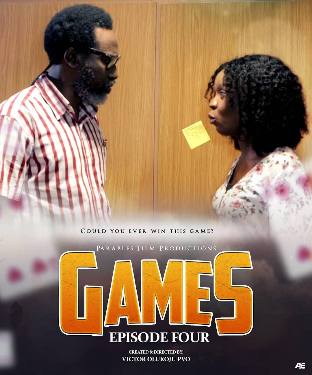 GAMES Season 1  Episode 4