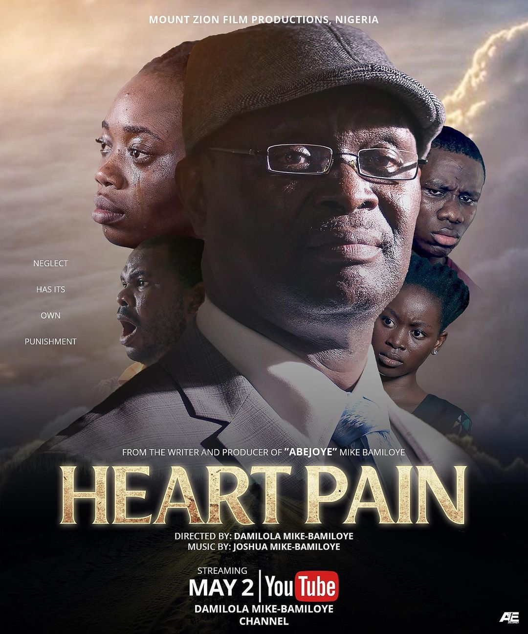 Heart Pain - Mount Zion Film Productions