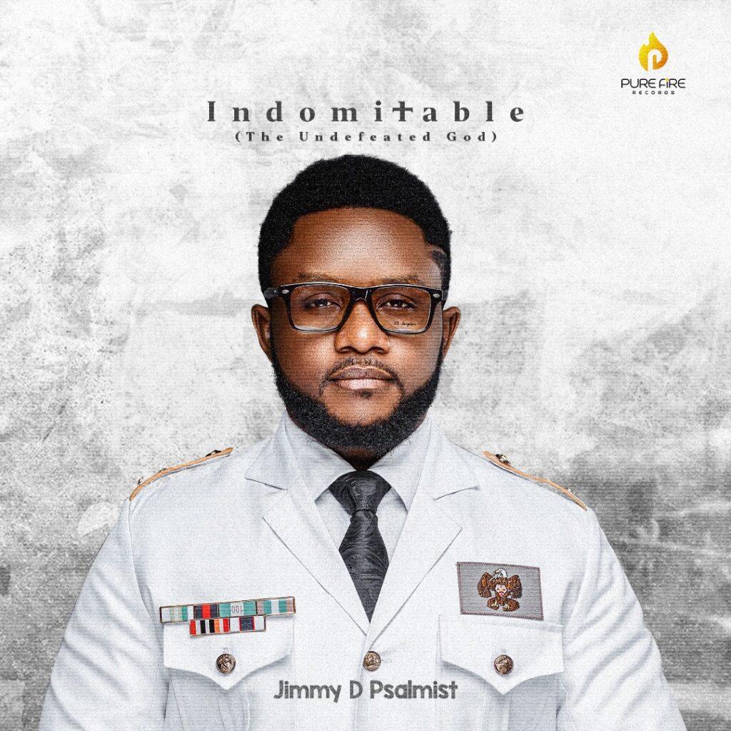 Jimmy D Psalmist - IndomALBUM: Jimmy D Psalmist - Indomitableitable