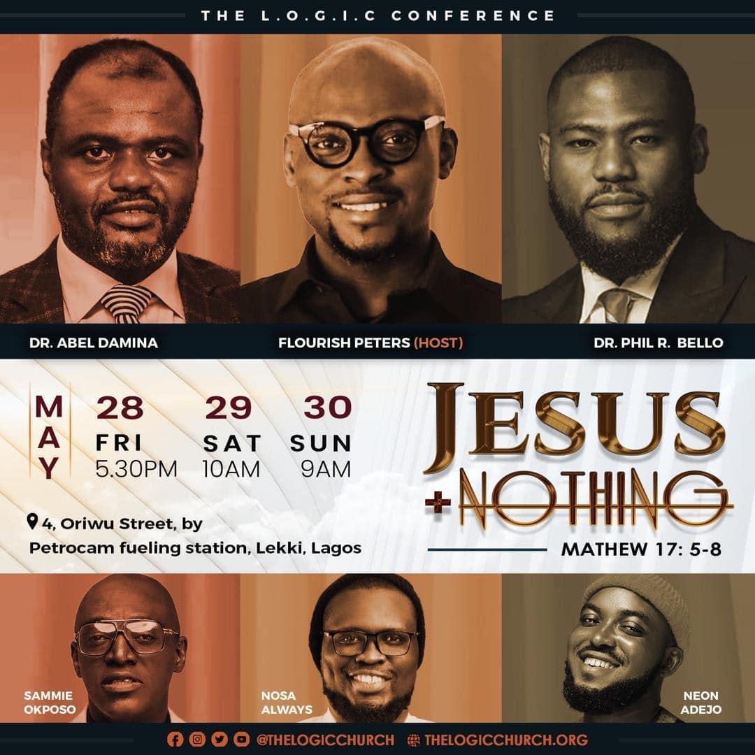 Logic Conference Jesus + Nothing