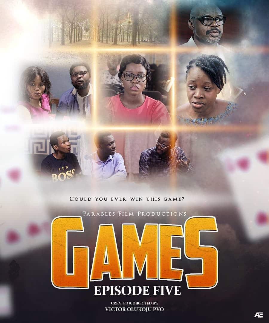 [Movie] GAMES Season 1 Episode 5
