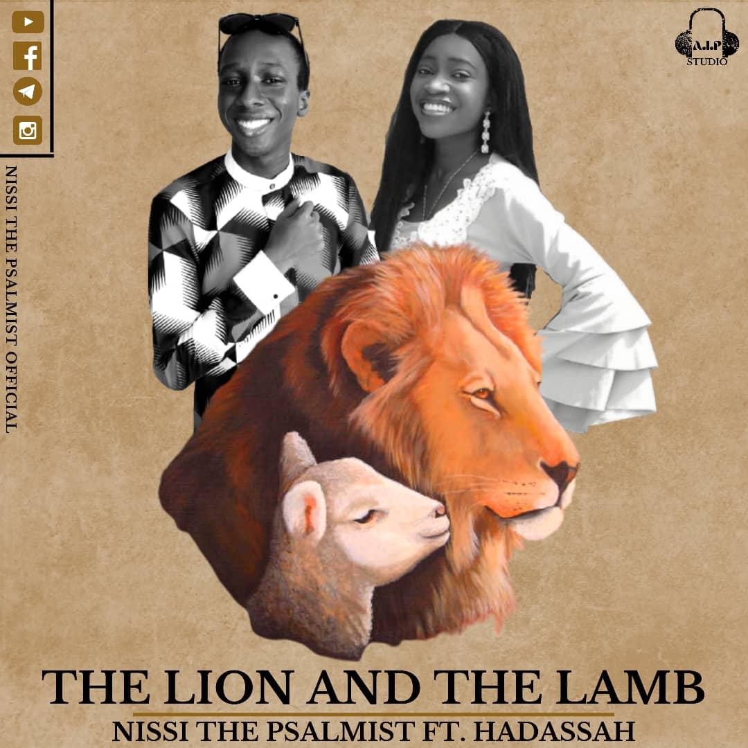 Nissi The Psalmist ft. Hadassah - Lion And The Lamb