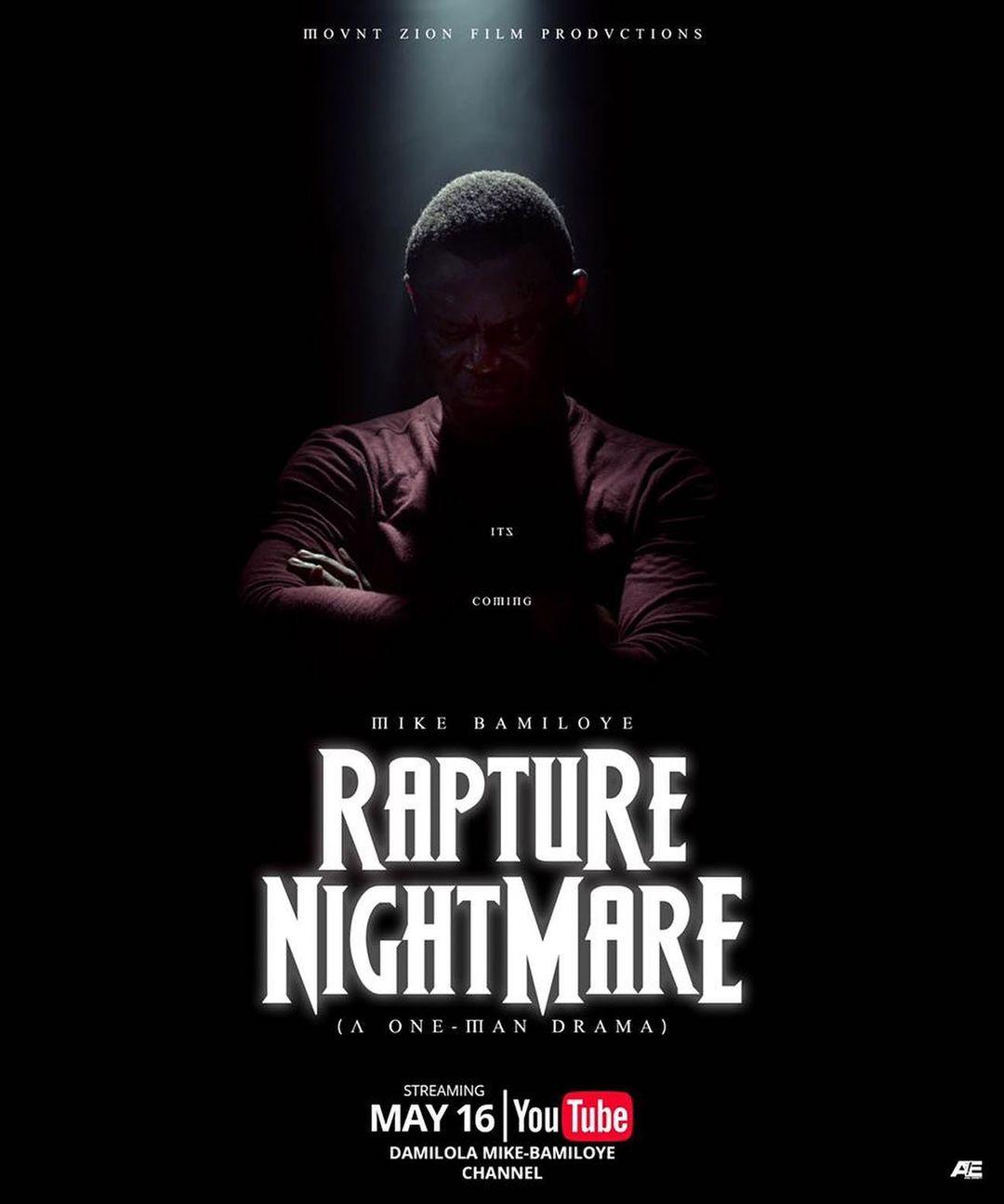 Rapture Nightmare - Mount Zion Film Productions