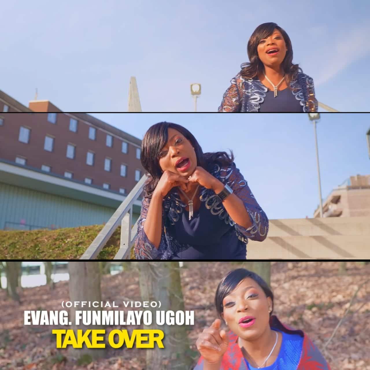 VIDEO Funmilayo Ugo - Take Over