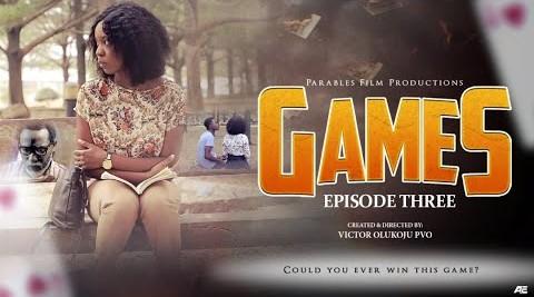 GAMES Season 1 | Episode 3
