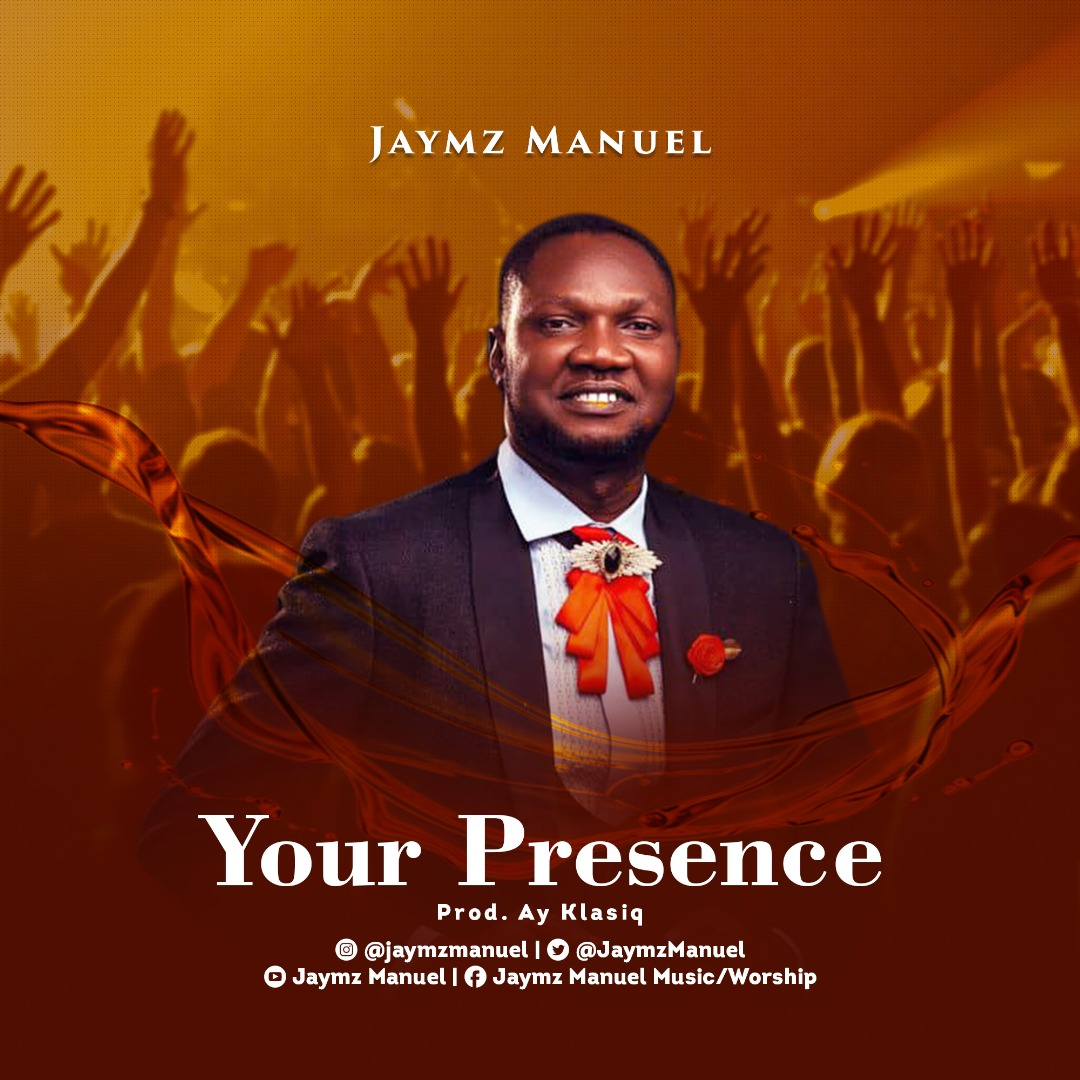 Jaymz Manuel - You Are