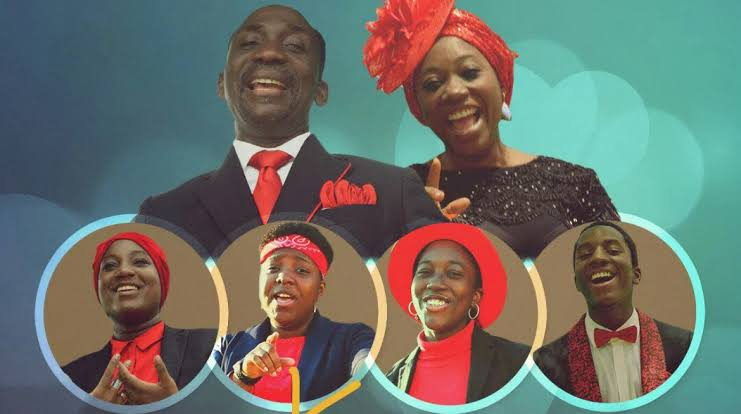 Dr. Paul Enenche  Family - You Are Always There