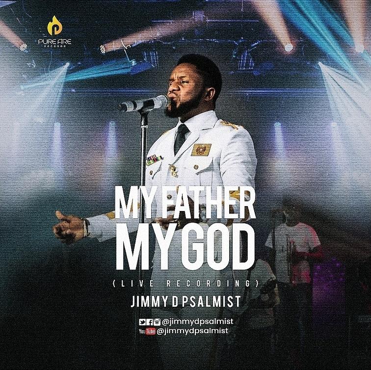 VIDEO: Jimmy D Psalmist - My Father My God