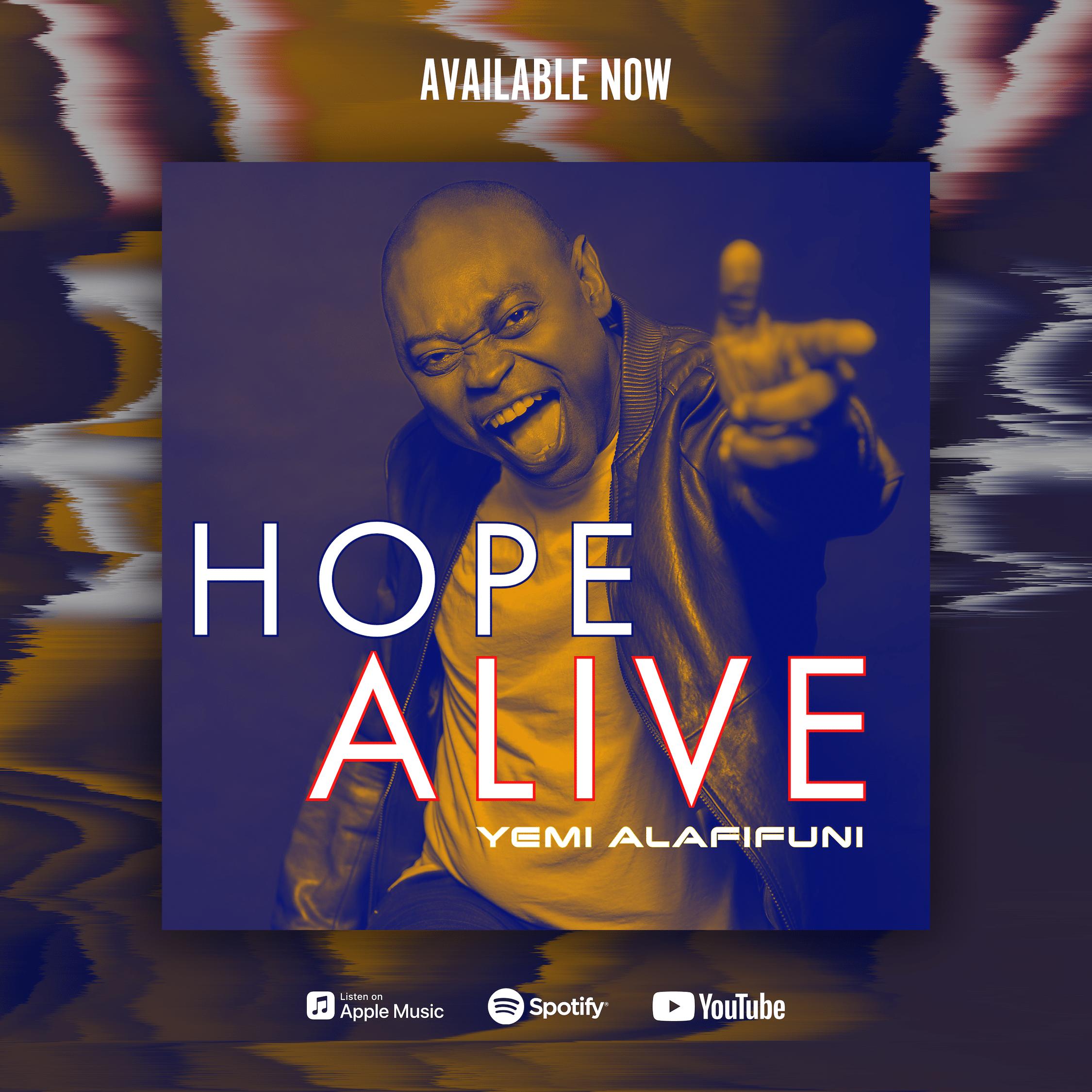 Yemi Alafifuni - Hope Alive