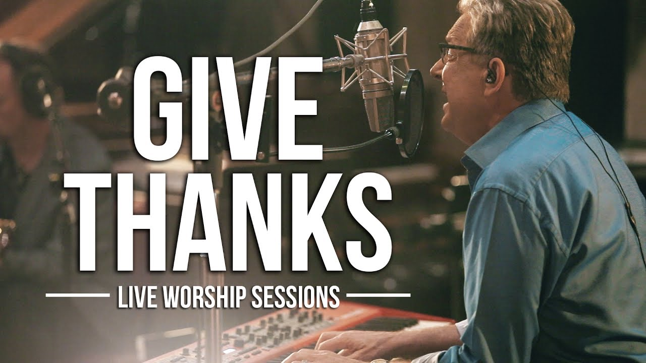 Download Don Moen - Give Thanks (Live)