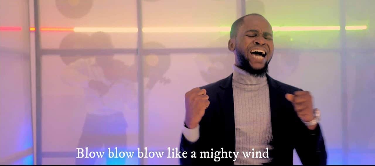 VIDEO: Jephthah Idahosa - Spirit Of Victory