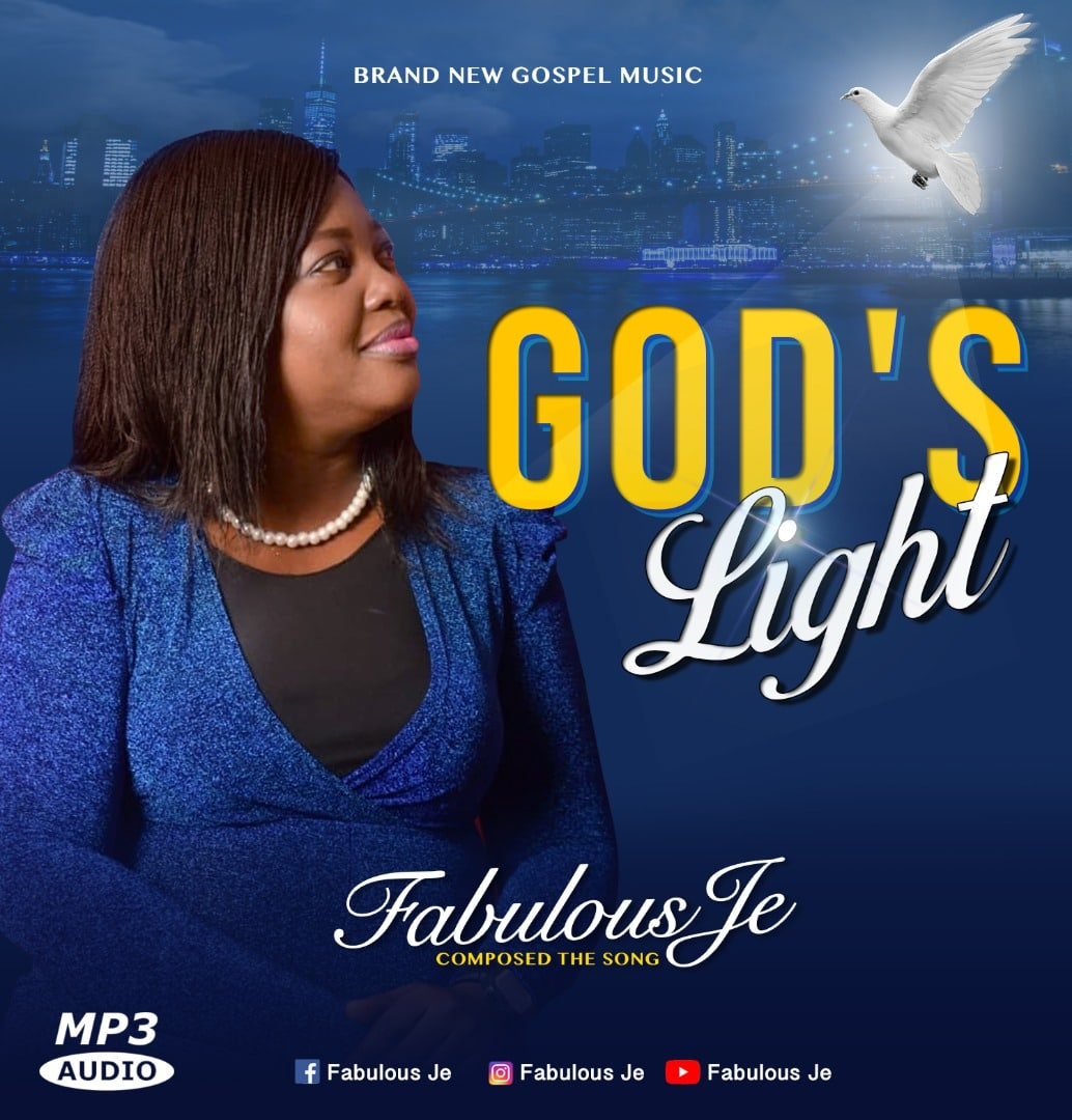 Ajoke Fabusuyi - God's Light