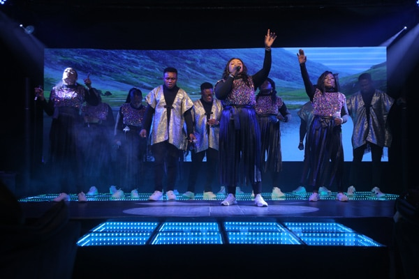 GEMS Holds First Live In Concert Tagged GLOW With GEMS