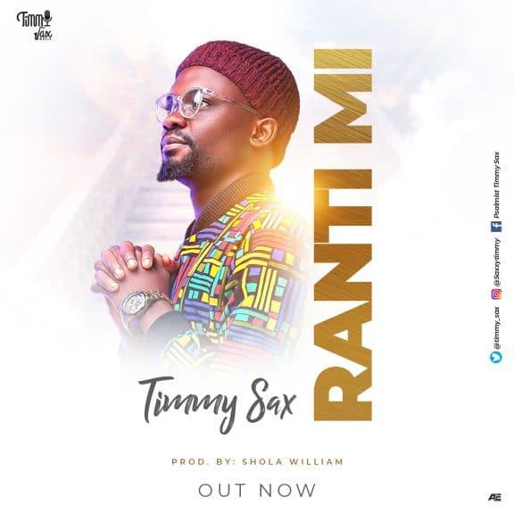 Timmy Sax - Ranti Mi
