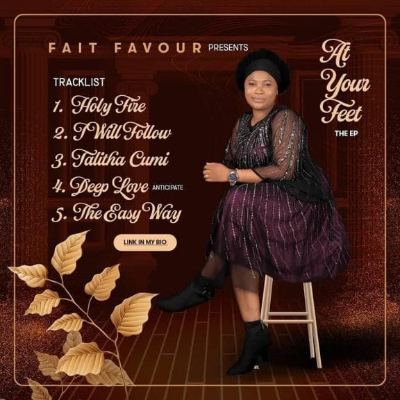 Fait Favour - At Your Feet