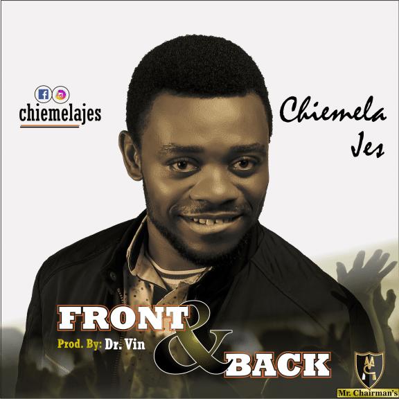 Minstrel Chiemela Jes - Front And Back