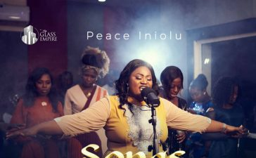 Peace Iniolu Oba - Songs Of The Spirit